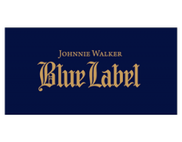 logo blue label