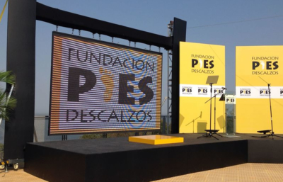 port produccion sede pies descalzos